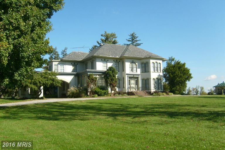 210 acres Middleburg, MD