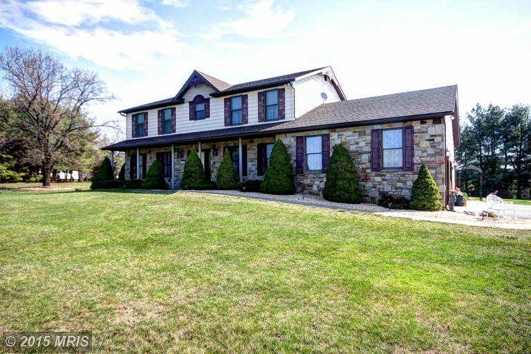 3.89 acres Manchester, MD