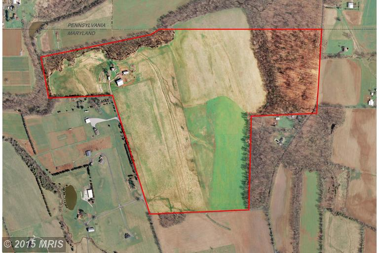 121.47 acres Taneytown, MD
