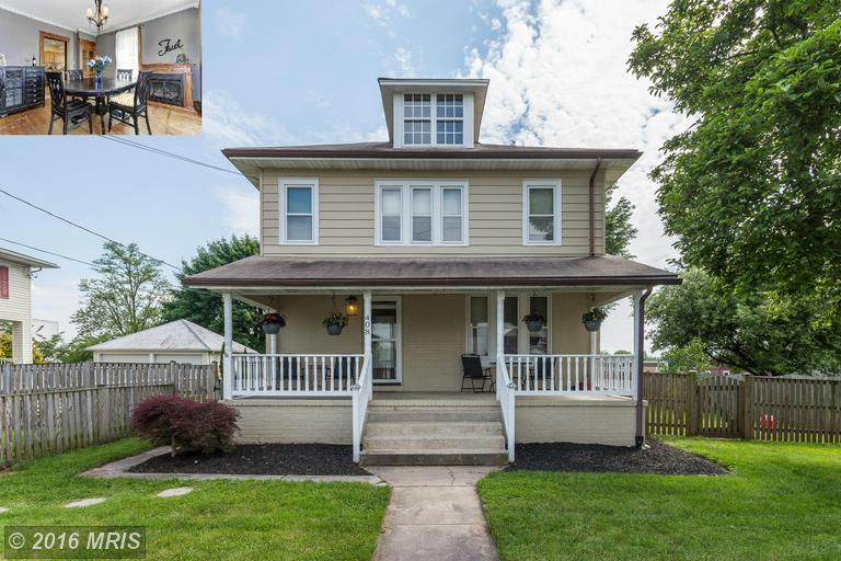 408 E Baltimore St, Taneytown, MD 21787