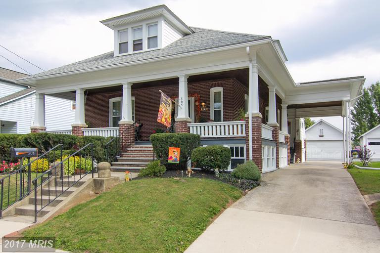 305 E Baltimore St, Taneytown, MD 21787