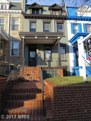 172 U Street Northeast Listing in Kingman Park