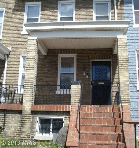 1120 Oates St NE, Washington, DC 20002