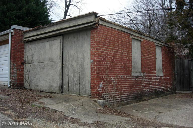 3618 Porter Street Northwest # GARAGE IN ALLEY, Washington, DC 20016