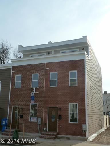1667 GALES STREET NORTHEAST, one of homes for sale in Ivy City