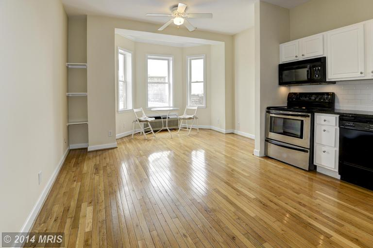 One of Adams Morgan 1 Bedroom Homes for Sale