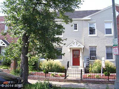 1602 ISHERWOOD STREET NORTHEAST 2, one of homes for sale in Ivy City
