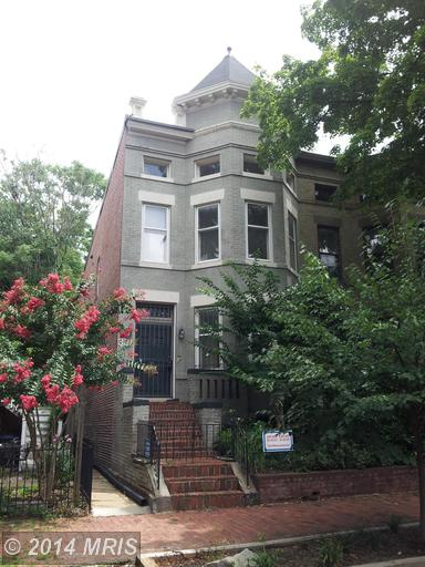 331 11TH STREET NORTHEAST, one of homes for sale in Ivy City