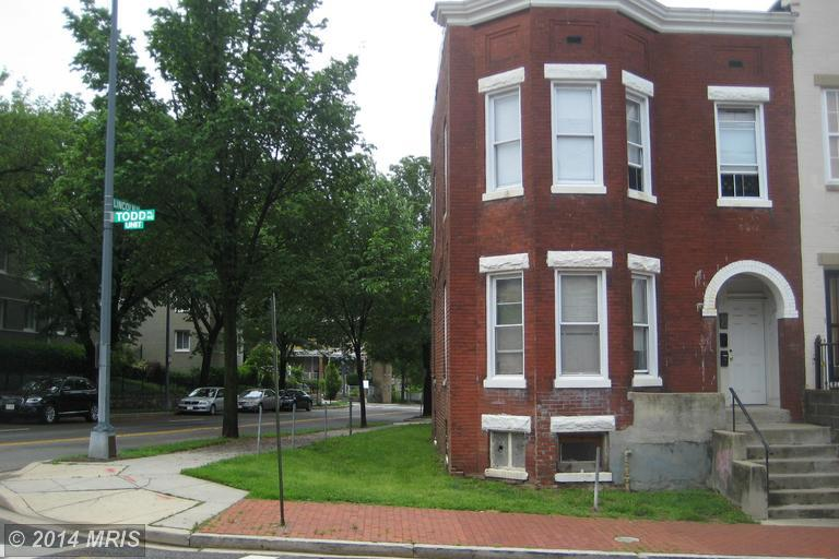 37 TODD PLACE NORTHEAST, one of homes for sale in Ivy City