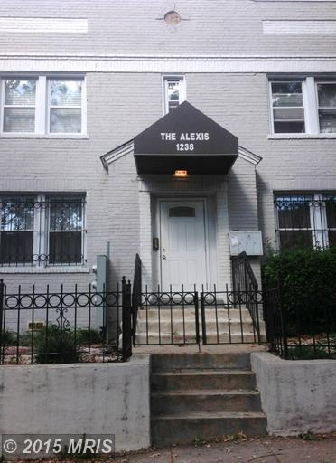 1238 QUEEN STREET NORTHEAST 4, one of homes for sale in Ivy City