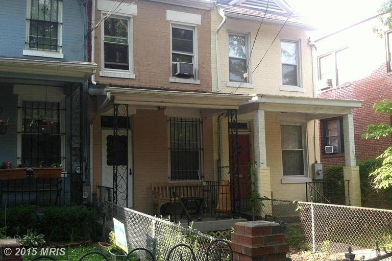 One of 16th Street Heights 2 Bedroom Homes for Sale