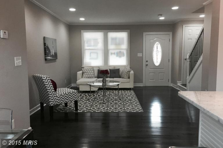 1776 LYMAN PLACE NORTHEAST, one of homes for sale in Ivy City