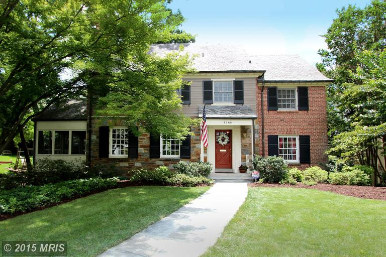 One of Colonial Village 4 Bedroom Homes for Sale