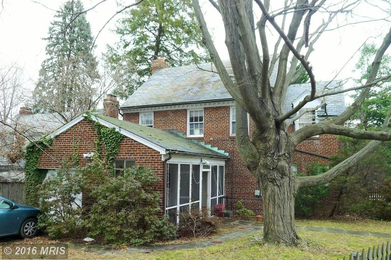 4224 RENO ROAD NORTHWEST, Cleveland Park in WASHINGTON County, DC 20008 Home for Sale