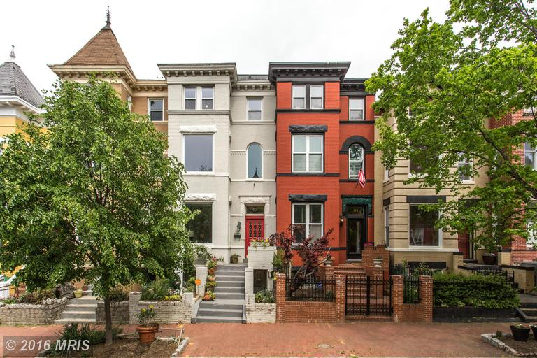 53 SEATON PLACE NORTHWEST, Gallery Place-Penn Quarter in WASHINGTON County, DC 20001 Home for Sale