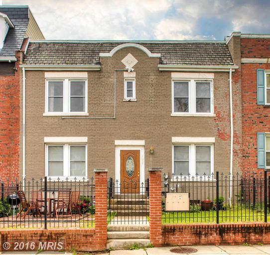 1609 ISHERWOOD STREET NORTHEAST 3, Ivy City, Washington D.C.