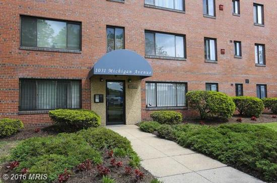 1031 MICHIGAN AVENUE NORTHEAST 207, Stronghold in WASHINGTON County, DC 20017 Home for Sale