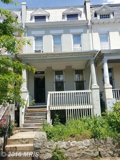 1114 I STREET NORTHEAST, Ivy City, Washington D.C.