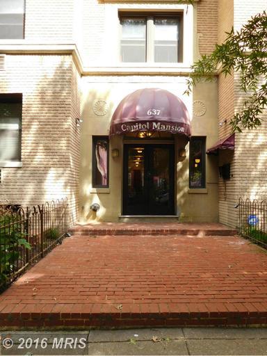 637 3RD STREET NORTHEAST 301, Ivy City, Washington D.C.