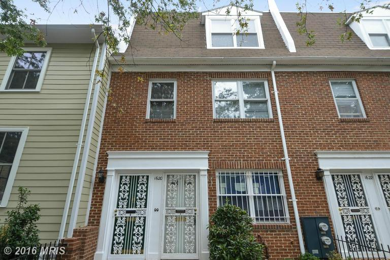 1620 5TH STREET NORTHWEST B, Gallery Place-Penn Quarter in WASHINGTON County, DC 20001 Home for Sale