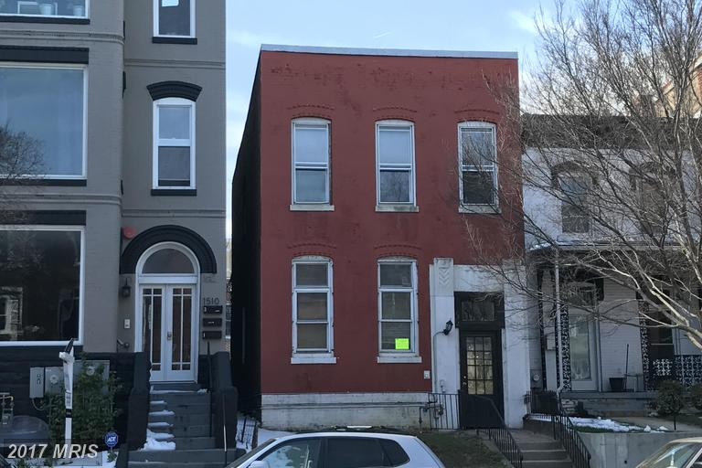 1512 6TH STREET NORTHWEST, Gallery Place-Penn Quarter in WASHINGTON County, DC 20001 Home for Sale