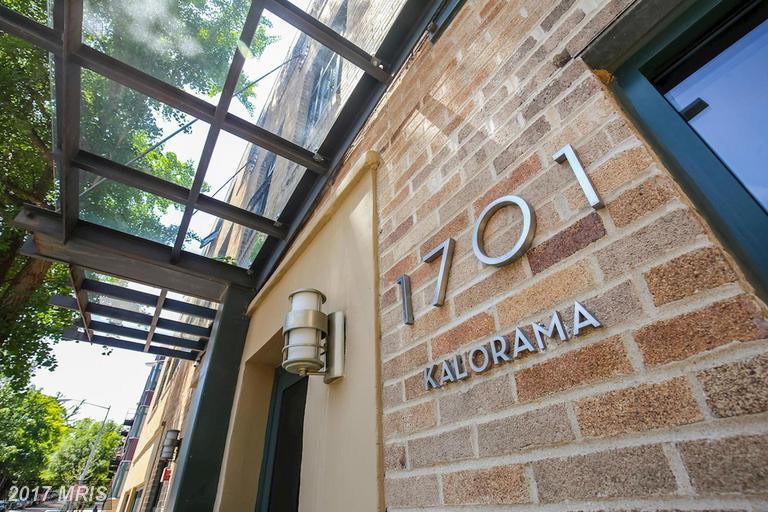 1701 KALORAMA ROAD NORTHWEST 212, Adams Morgan in WASHINGTON County, DC 20009 Home for Sale
