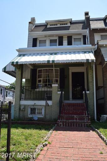 1285 OATES STREET NORTHEAST, Ivy City, Washington D.C.