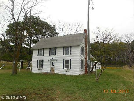 14.43 acres in Wingate, Maryland