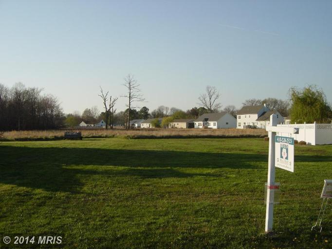 0.25 acres Cambridge, MD