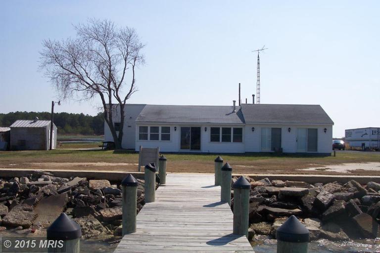 36 acres Fishing Creek, MD