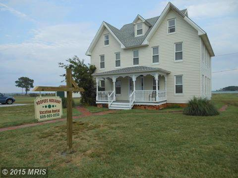 2.49 acres Fishing Creek, MD