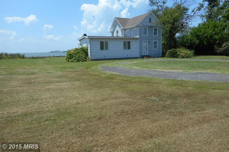 2.59 acres Fishing Creek, MD