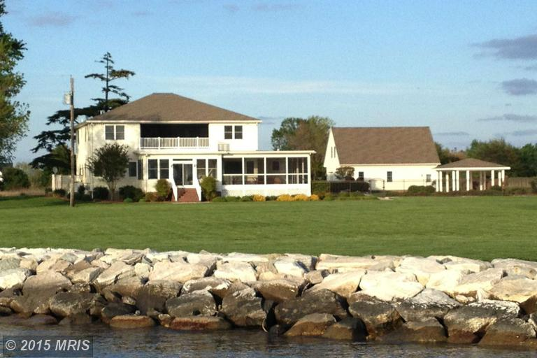 3.48 acres Fishing Creek, MD