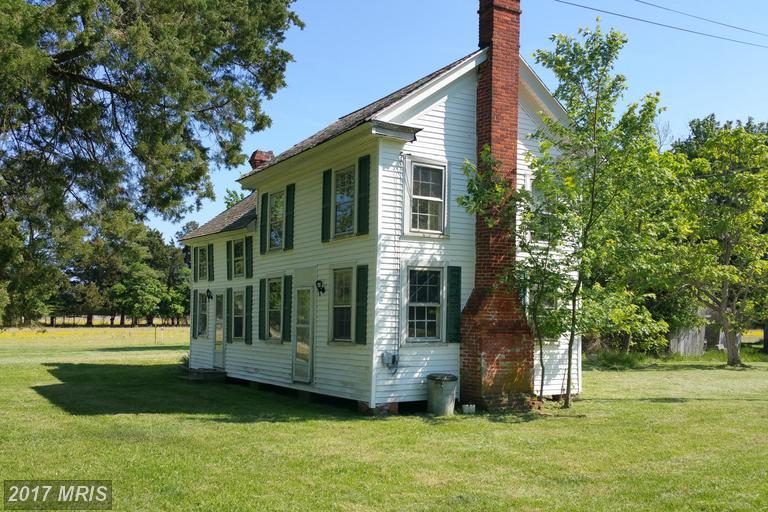 7.51 acres Toddville, MD