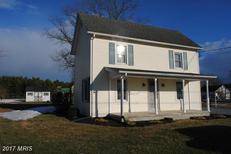 5821 Puckum Rd, Rhodesdale, MD 21659