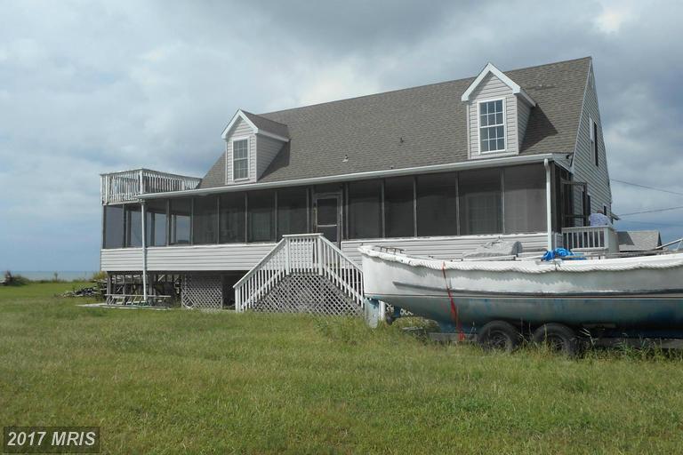 1710 Hoopersville Rd, Fishing Creek, MD 21634