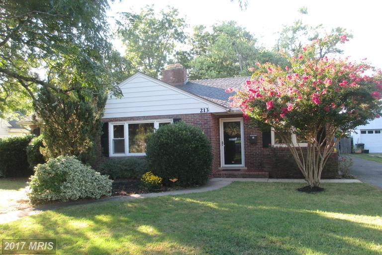 213 Somerset Ave, Cambridge, MD 21613
