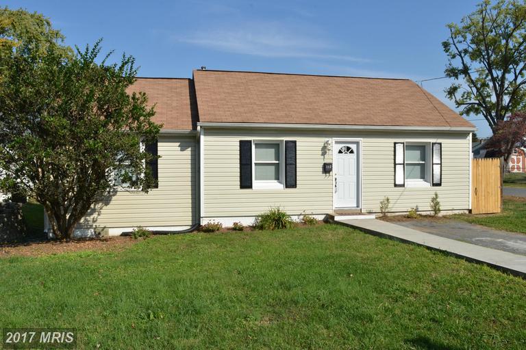 113 Hillcrest Dr, Fredericksburg, VA 22401
