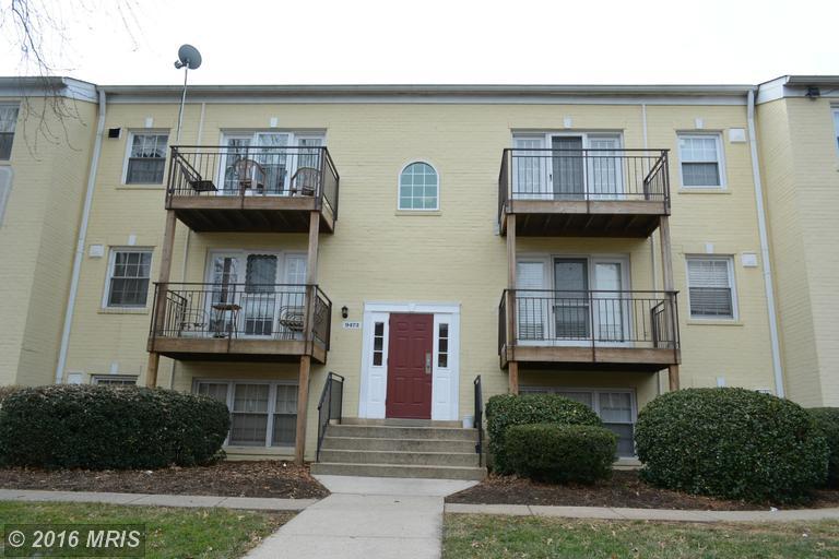 9473 FAIRFAX BOULEVARD 302, Mantua in FAIRFAX CITY County, VA 22031 Home for Sale