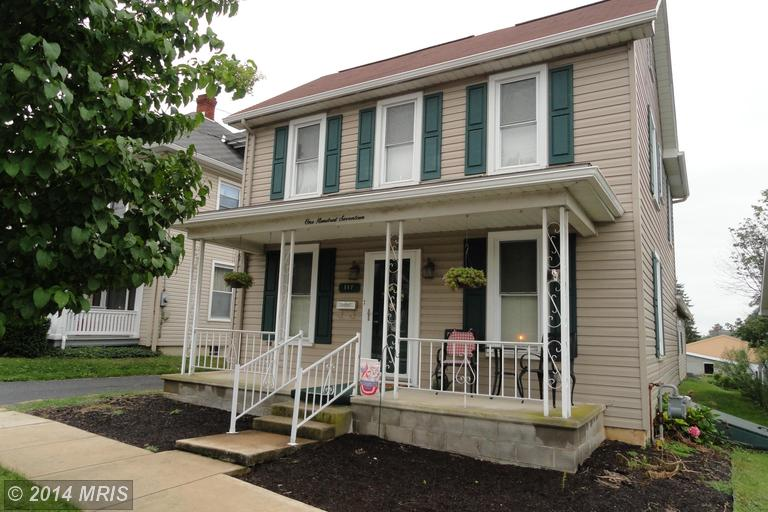 117 S Ridge Ave, Greencastle, PA 17225