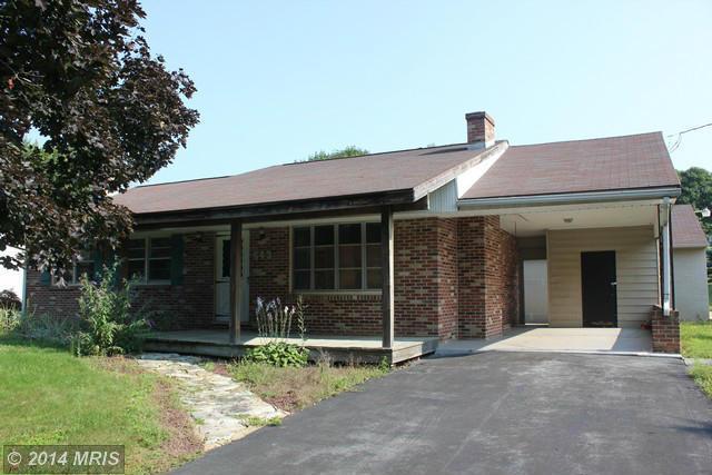 643 Houser Rd, Fayetteville, PA 17222