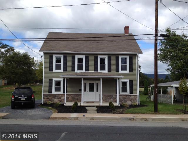 122 S Park Ave, Mercersburg, PA 17236