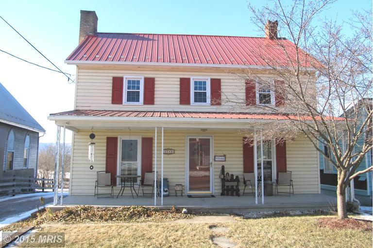 3783 Mercersburg Rd, Mercersburg, PA 17236