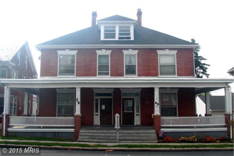 29 AND 31 Garber St, Chambersburg, PA 17201