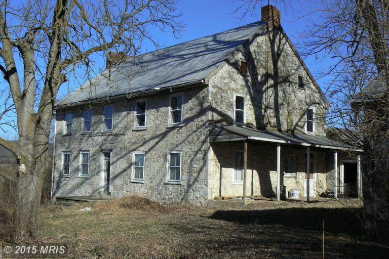142 acres by Mercersburg, Pennsylvania for sale