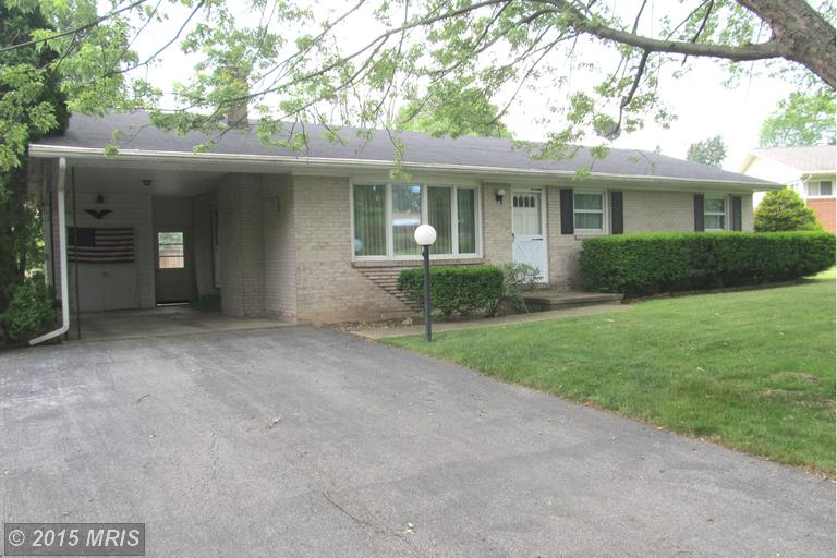 One of Chambersburg 3 Bedroom Single Story, Homes for Sale