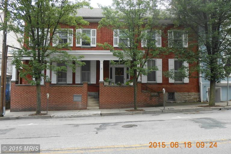 25 N Main St, Mercersburg, PA 17236