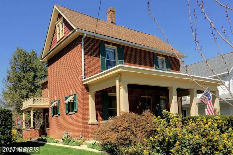 40 Church St, Mercersburg, PA 17236