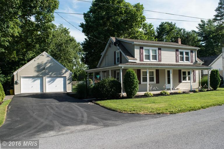 451 Mill St, Fort Loudon, PA 17224