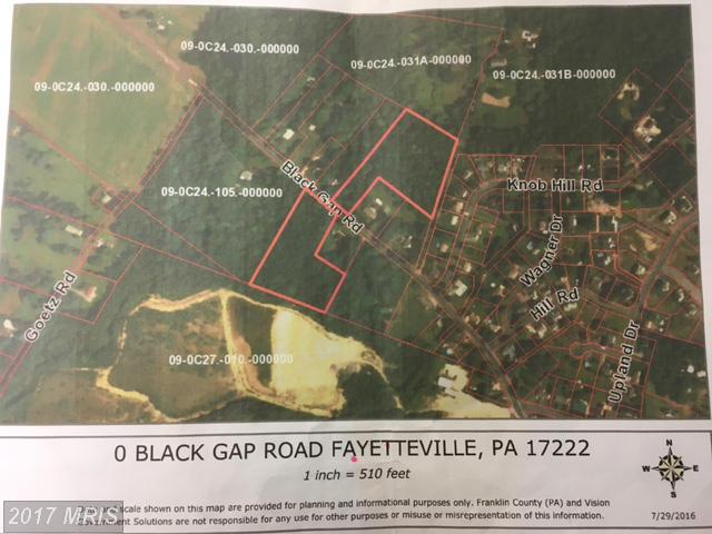 Black Gap Rd, Fayetteville, PA 17222